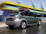Images of Subaru Impreza Outback Sport (GH) 2009–11