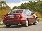 Images of Subaru Impreza 2.5i Sedan US-spec 2010–11