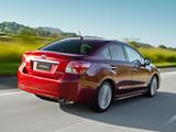 Images of Subaru Impreza Sedan AU-spec (GJ) 2011