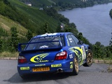 Photos of Subaru Impreza WRC 2001–02