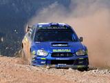 Photos of Subaru Impreza WRC 2003–05