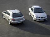 Photos of Subaru Impreza 2.0R Wagon (GG) 2005–07