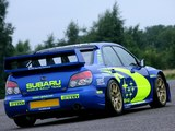 Photos of Subaru Impreza WRC (GD) 2006–08