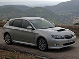 Photos of Subaru Impreza 2.0D Sport (GH) 2008