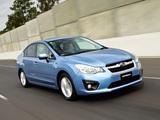 Photos of Subaru Impreza Sedan AU-spec (GJ) 2011