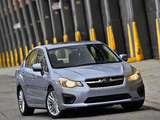 Photos of Subaru Impreza Sedan US-spec 2011