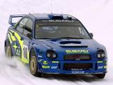 Pictures of Subaru Impreza WRC 2001–02