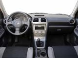 Pictures of Subaru Impreza 2.0R (GD) 2005–07