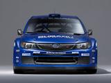 Pictures of Subaru Impreza WRC 2008