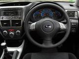 Pictures of Subaru Impreza 2.0D RC 2009
