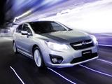 Pictures of Subaru Impreza Hatchback AU-spec (GP) 2011