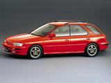 Subaru Impreza Wagon 1992–96 images