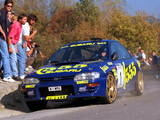 Subaru Impreza 555 1993–96 images