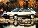 Subaru Impreza Outback Sport (GF) 1996–2001 pictures