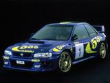 Subaru Impreza WRC (GC8) 1997–2000 images