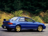 Subaru Impreza 2.5 RS Coupe (GC) 1998–2001 images