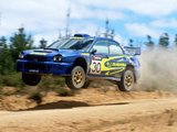 Subaru Impreza WRC 2001–02 photos