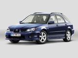Subaru Impreza 2.0R Wagon (GG) 2005–07 images