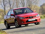 Subaru Impreza 2.0R (GD) 2005–07 pictures