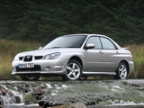 Subaru Impreza UK-spec (GD) 2005–07 wallpapers