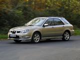 Subaru Impreza 2.0R Wagon (GG) 2005–07 wallpapers