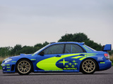 Subaru Impreza WRC (GD) 2006–08 images