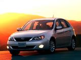 Subaru Impreza Hatchback US-spec (GH) 2007–11 images