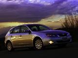 Subaru Impreza Hatchback US-spec (GH) 2007–11 photos