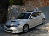 Subaru Impreza 2.0D Sport (GH) 2008 images
