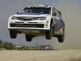 Subaru Impreza WRC 2008 photos