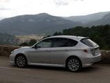 Subaru Impreza 2.0D Sport (GH) 2008 photos