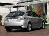 Subaru Impreza 2.0D Sport (GH) 2008 pictures