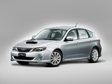 Subaru Impreza 2.0D Sport (GH) 2008 wallpapers