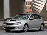 Subaru Impreza 2.0D RC 2009 images