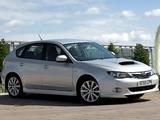 Subaru Impreza 2.0D RC 2009 pictures
