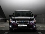Subaru Impreza Sedan (GJ) 2011 photos