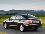 Subaru Impreza Sedan AU-spec (GJ) 2011 pictures