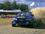 Subaru Impreza WRC (GC8) 1997–2000 wallpapers