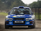 Subaru Impreza WRC (GC8) 1997–2000 wallpapers