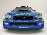 Subaru Impreza WRC 2003–05 wallpapers