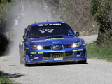 Subaru Impreza WRC (GD) 2006–08 wallpapers