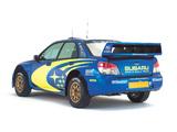 Subaru Impreza WRC (GD) 2006–08 wallpapers