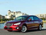 Subaru Impreza Sedan AU-spec (GJ) 2011 wallpapers