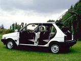 Photos of Subaru Justy 5-door 1984–88