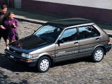Photos of Subaru Justy 5-door 1988–94