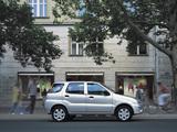 Photos of Subaru G3X Justy 2003–07