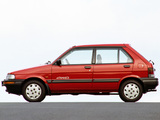 Subaru Justy 5-door 1988–94 images