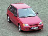 Subaru Justy 5-door 1994–2003 pictures