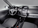 Subaru G3X Justy 2003–07 images