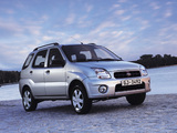Subaru G3X Justy 2003–07 pictures